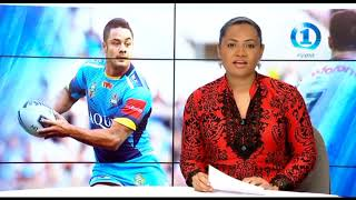 FIJI ONE SPORTS NEWS 171017
