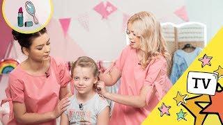 HIT Włosy Elsy z Krainy Lodu - Zdradzamy jak je zrobić My3 - TV dla Dzieci