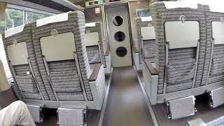 【ぼっち旅】特急ワイドビュー南紀紀伊長島グリーン車乗車
