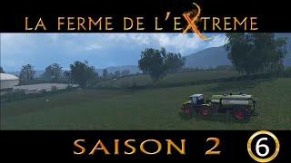 Farming Simulator / La Ferme de l'Extrême / Episode 6 / Saison 2 / Court métrage / Rôle play