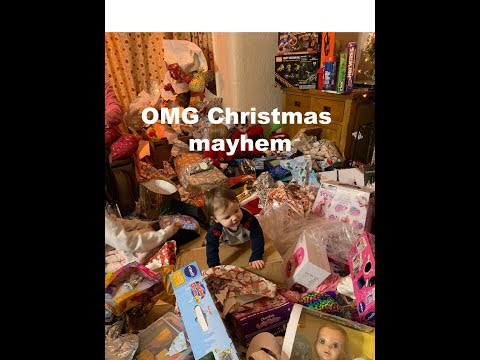 Christmas morning | opening presents !!!! 2018