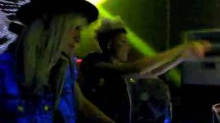 "NERVO ""Army"" feat Omarion (new single) @ Mad Club, Lausanne (Switzerland) 19.11.2011"