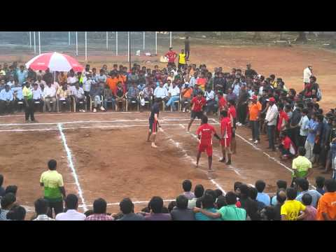 19th intermedics, kabaddi, semis, KIMS VS NRI GUNTUR, [PART-1]