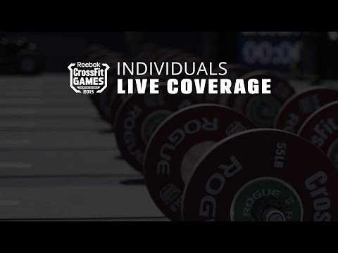 The CrossFit Games - Individual Snatch Speed Ladder poster