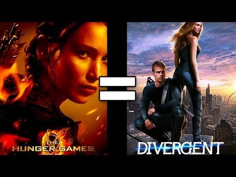 24 Reasons The Hunger Games & Divergent Are The Same Movie