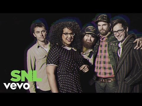 Alabama Shakes - Hold On (Live on SNL)