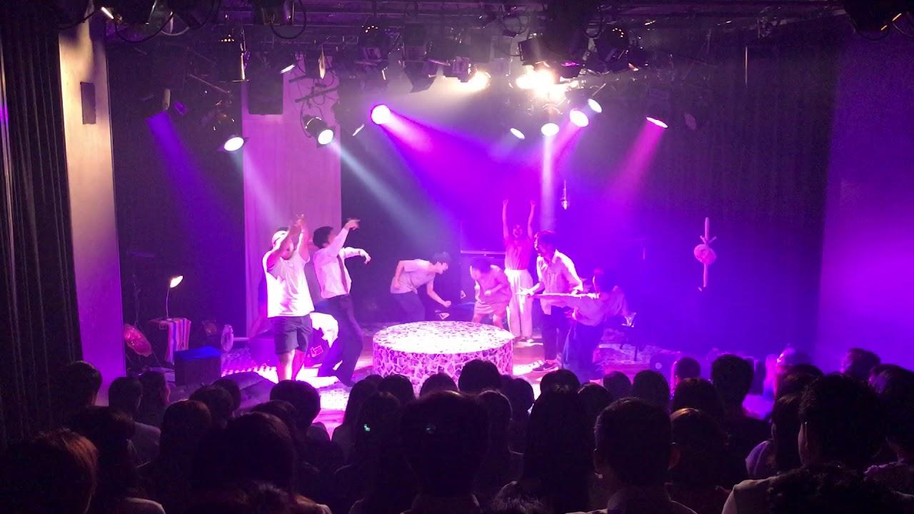 ふわふわ中毒第二回公演「すくすくのびのびしくしくよぼよぼ」20日千秋楽