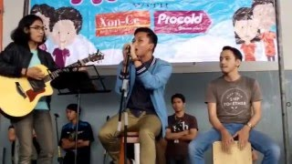 Download Video 151125 Rizky Febian - I'm Not The Only One (by Sam Smith) at SMAN 9 Bandung MP3 3GP MP4