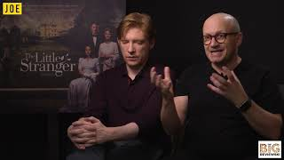Domhnall Gleeson has the PERFECT response when you ask about Star Wars