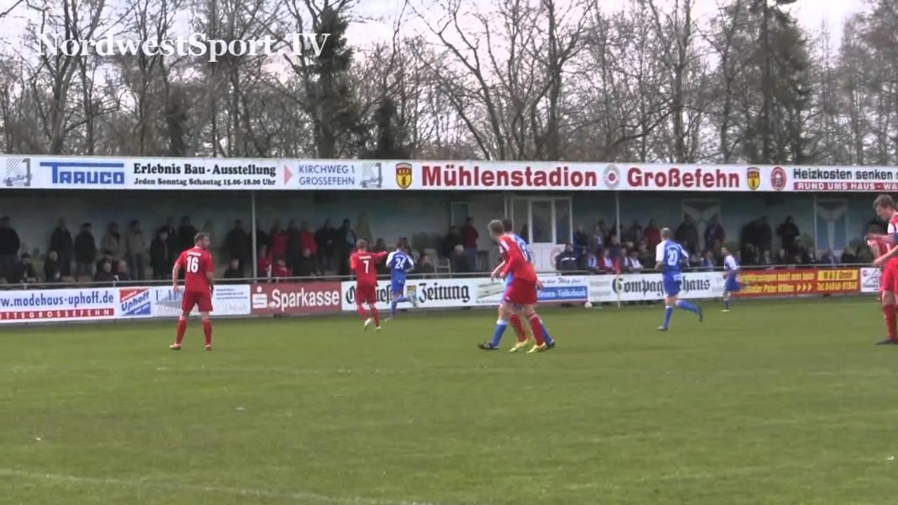 Fußball Landesliga Weser Ems