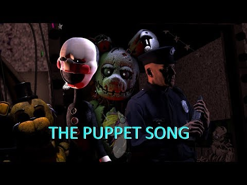 [SFM FNAF] The Puppet Song