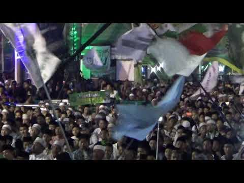 Shalawat Nahdlotul Ulama Penyambutan Kedatangan Habib Syekh