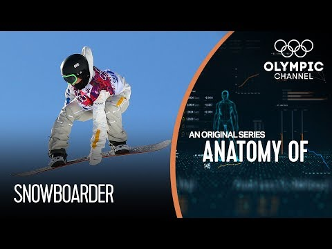 Anatomy of a Snowboarder: Discover their Hidden Strengths of Slopestyle Star