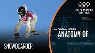 Anatomy of a Snowboarder: Discover the Hidden Strengths of Slopestyle Star Sven Thorgren