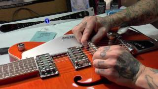Gretsch Guitars - Tech Tips - Optimizing Your G5120 Electromatic Hollow Body