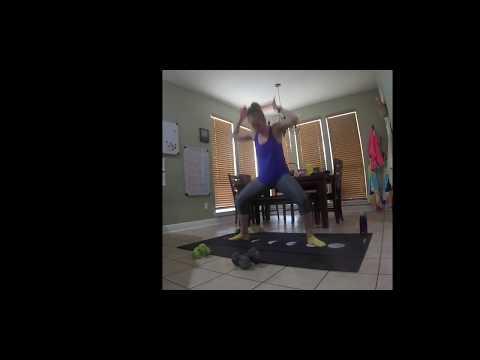 DBRS  Week 1 Day 1 workout