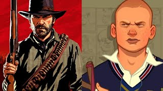 BULLY 2 SEGERA RILIS??? 5 EASTER EGGS BULLY di Game Red Dead Redemption 2