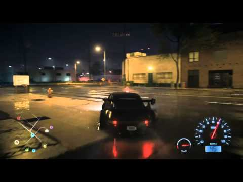 Need For Speed 2015: Laggy A.I.