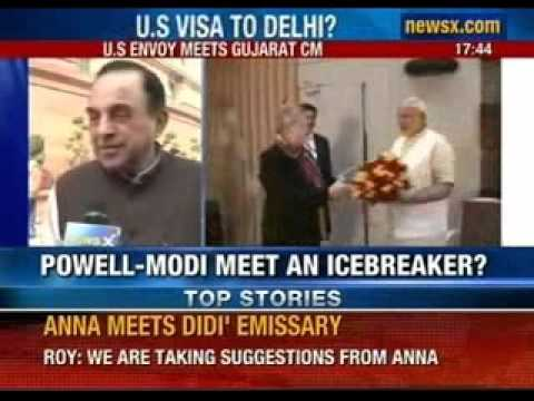 US signals to end 9 year old visa ban for Narendra Modi