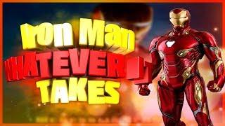 Iron Man - Whatever It Takes Imagine Dragons//Музыкальные клипы #2