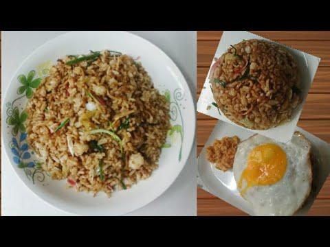 Fried Rice Nasi Goreng Kampung Sabah