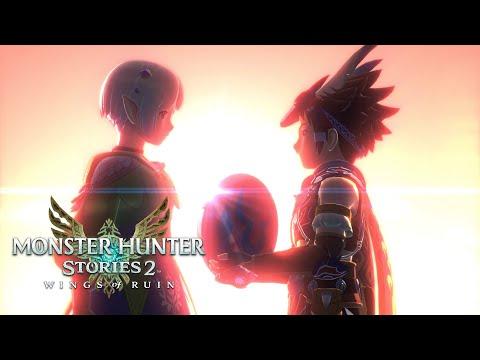 Monster Hunter Stories 2 - Ankündigungstrailer