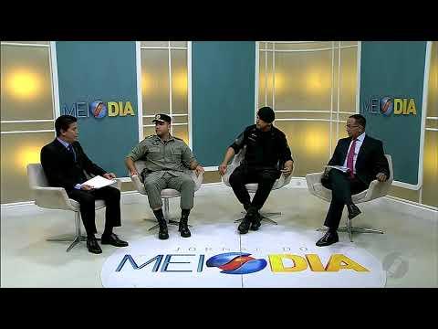 JMD (14/06/18) - Bandidos Morrem Em Troca De Tiros Com A Polícia