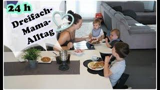Zwischen Haushalt & Kinder bespaßen/Action Haul/Dreifach Mama/Family VLOG/Mel´s Kanal