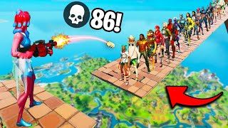 *NEW RECORD* 84 KILLS in 6 SECONDS!! - Fortnite Funny Fails and WTF Moments! #1001