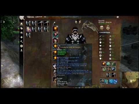 Guild Wars  Voleur Build Pve
