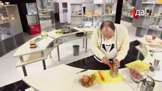 Как натереть морковь на терке мастер-класс от шеф-повара / Илья Лазерсон / Полезные советы