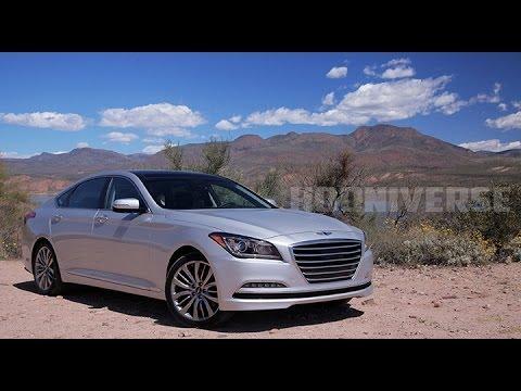 First Drive 2015 Hyundai Genesis