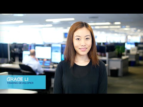Citadel Year One: Grace Li – Software Developer, NY - YouTube