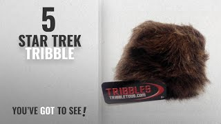 Top 10 Star Trek Tribble [2018]: Star Trek Tribble, Dark Brown - New Dual Sound Version - Medium