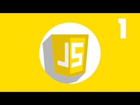 1.- Curso javaScript - Introducción, Hola Mundo y Variables