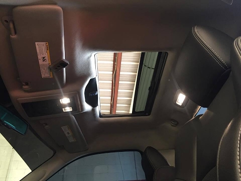 2016 Dodge Ram Single Cab -Spoiler Sunroof Kit - YouTube