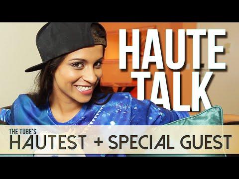 Haute Mess: Haute Talk with Superwoman | The Tube's Hautest // I love makeup.