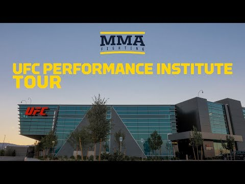 A Tour of the New, $14M UFC Performance Institute - MMA Fighting