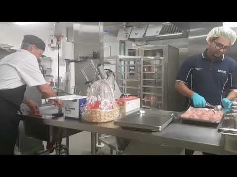 Sunshine Coast University Hospital Kitchen