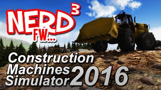 Nerd³ FW - Construction Machines Simulator 2016