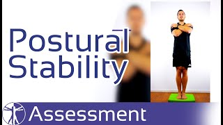 Postural Stability Assessment | Cervicogenic Dizziness