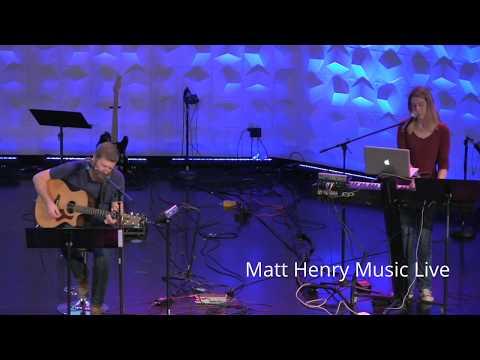 MATT HENRY MUSIC // PRAYER ROOM LIVE! 4-17-18 // CARRIAGE HOUSE WORSHIP