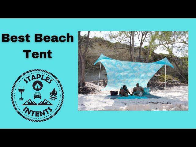 Best Beach Tent - Neso Grande Beach Tent