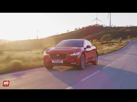 Essai Jaguar I-Pace : le SUV 100 % électrique, mieux que Tesla ?