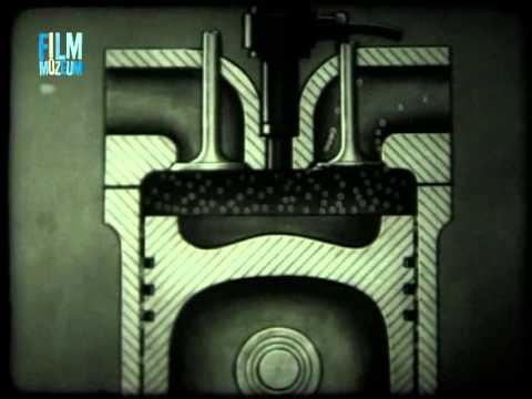 A diesel motor működése