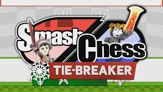 Smash Chess Tie-Breaker with Hero TJ & Dark TJ