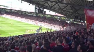 ULTRAS + Support Zusammenschnitt | Union Berlin - Fortuna Düsseldorf | 26.07.15  F95