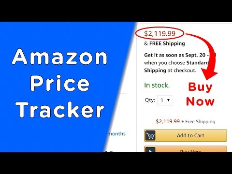 Build An App To Track Amazon's Prices