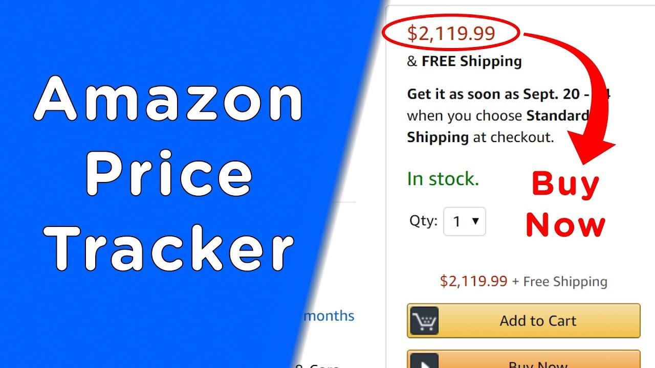 amazon prices tracker