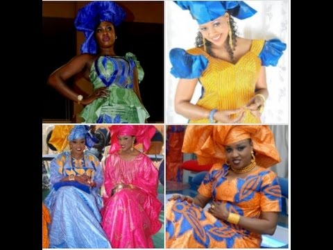 African Fashion: SeneGambian Styles For African Women